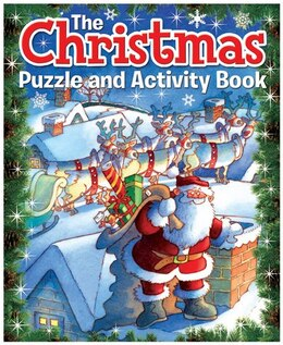 Book XMAS ACTIVITY BK by Arcturus Arcturus Publishing
