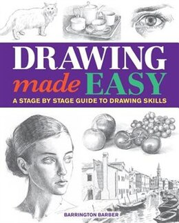 Book Drawing Made Easy by Barrington Barber