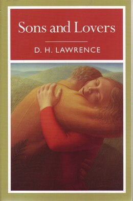 Book Sons And Lovers by D.h.lawrence