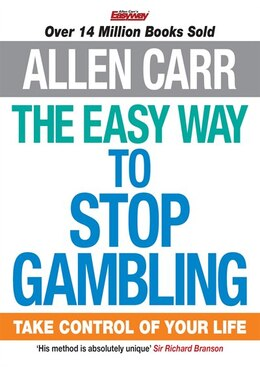 Book Easy Way To Stop Gambling by Allen Carr