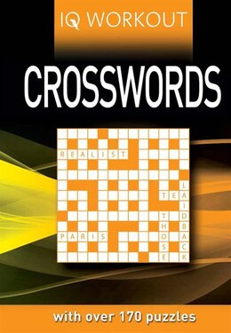 Book IQ WORKOUT CROSSWORDS 2 by Publishing Arcturus