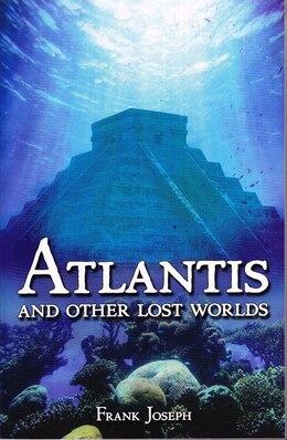 Book ATLANTIS by Frank Joseph
