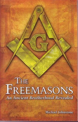 Book FREEMASONS by Johnstone Michael