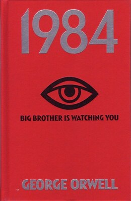 Book 1984 by Orwell George
