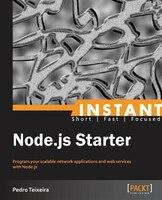Instant NodeJS Starter