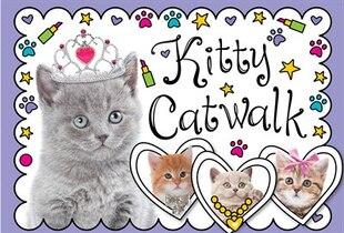KITTY CATWALK STATIONERY KIT