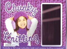 Book Chunky Knitting Kit by Top That