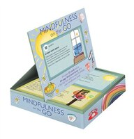 Mindfulness On The Go: Includes 52 Cards And A 64-page Illustrated Book, All In A Flip-top Box With…