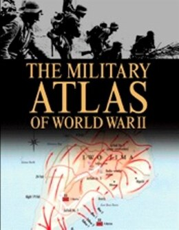Book Military Atlas Of World War Ii by David Jordan