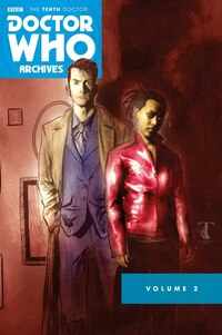 Doctor Who: The Tenth Doctor Archive Omnibus 2