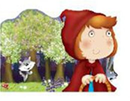 Book CHUNKY LITTLE RED RIDING HOOD by Books Autumn