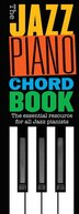 The Jazz Piano Chord Book by Hal Leonard Corp.