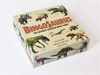 Bingosaurus: The Ultimate Dinosaur Bingo Game!