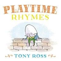 Playtime Rhymes: My Favourite Nursery Rhymes Board Books
