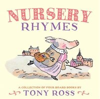 My First Nursery Rhymes Collection: A Collection  Of Four Board Books (action,animal,bedtime…