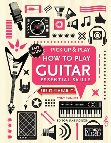 Pleasant How To Play Guitar Pick Up Play Essential Skills Book By Jake Wiring Digital Resources Indicompassionincorg