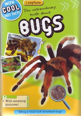 Book IEXPLORE BUGS by Believe Ideas Make