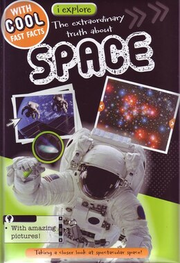 Book IEXPLORE SPACE by Believe Ideas Make