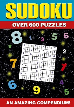 Book 384PP SPIRAL PUZZLES SUDOKU by Publishing Arcturus