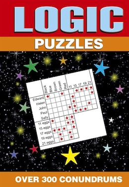 Book 384PP SPIRAL PUZZLES LOGIC PUZZLES by Publishing Arcturus