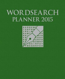 Book WORDSEARCH DIARY 2015 by Arcturus Publishing