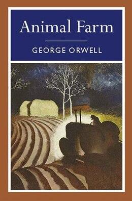 Book ARC CLASSICS ANIMAL FARM by Orwell George