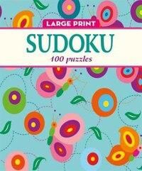 Elegant Large Print Sudoku