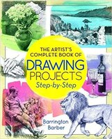 ARTISTS COMPLETE BK OF DRAWING PROJECTS