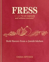 Book Fress: Bold Flavors From A Jewish Kitchen by Emma Spitzer