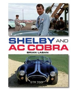 Shelby And Ac Cobra by Brian Laban