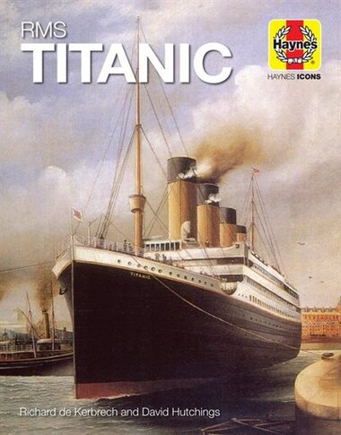 Rms Titanic by David Hutchings