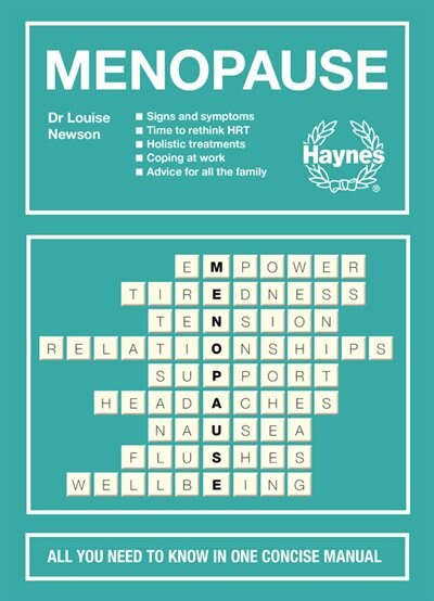 Menopause: All You Need To Know In One Concise Manual: Signs And Symptoms - Time To Rethink Hrt - Holistic Tre by Louise Newson