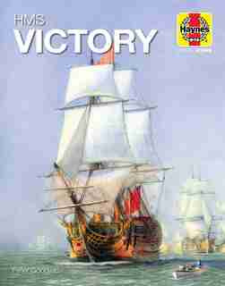 Hms Victory by Peter Goodwin