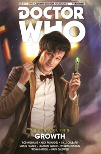 Doctor Who - The Eleventh Doctor: The Sapling Volume 1: Growth