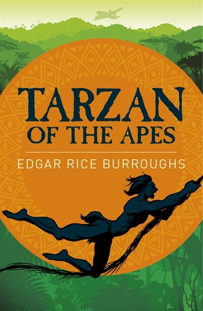 ARC CLASSICS TARZAN OF THE APES by Edgar Rice Burroughs