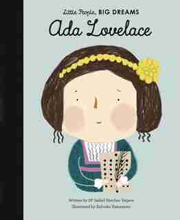 Ada Lovelace by Maria Isabel Sanchez Vegara