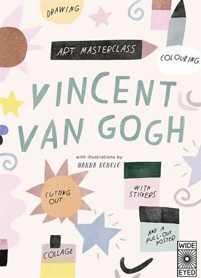 Art Masterclass With Van Gogh by Hanna Konola