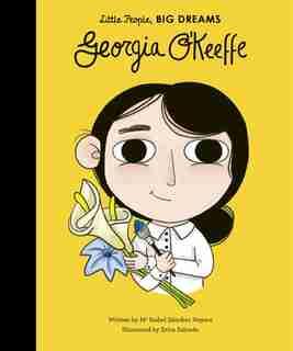 Georgia O'keeffe by Maria Isabel Sanchez Vegara