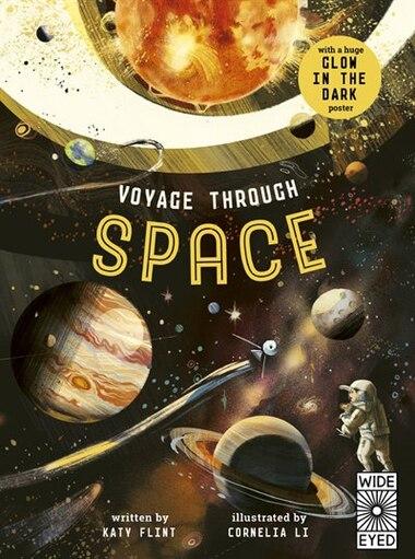 Glow In The Dark: Voyage Through Space by Katy Flint