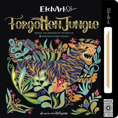 Etchart: Forgotten Jungle by Aj Wood