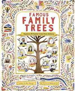 The Famous Family Trees by Kari Hauge