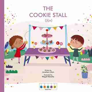 Steam Stories: The Cookie Stall (art) by Magalí Mansilla