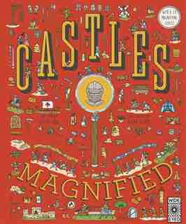 Castles Magnified: With A 3x Magnifying Glass! by David Long