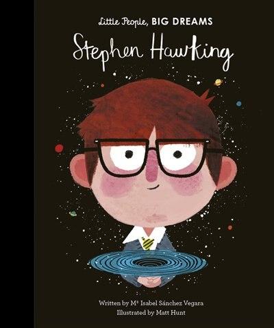 Stephen Hawking by Maria Isabel Vegara Sanchez