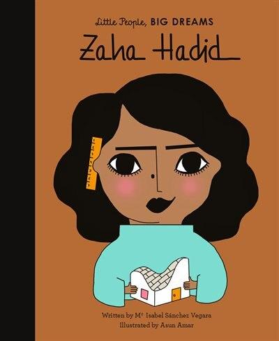 Zaha Hadid by Maria Isabel Sanchez Vegara