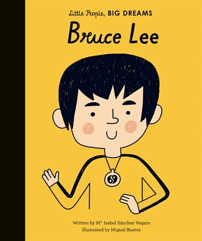 Bruce Lee by Maria Isabel Vegara Sanchez