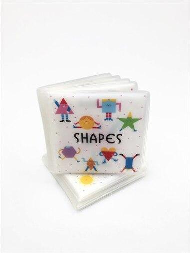 First Concept Bath Book: Shapes by Ana Seixas