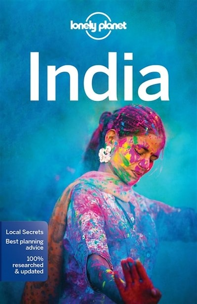 Lonely Planet India 17th Ed.: 17th Edition by Lonely Lonely Planet