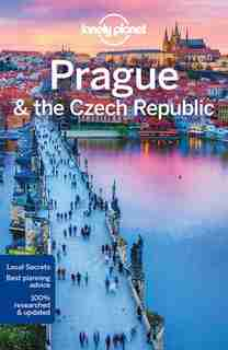 Lonely Planet Prague & The Czech Republic 12th Ed.: 2nd Edition by MARK BAKER