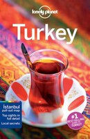 Lonely Planet Turkey 15th Ed.: 15th Edition